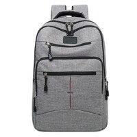 BOSEVEV Fashion Men Backpack Luminous Student School Bags for Teenagers Women Laptop School Backpacks Casual Travel Bag Mochila Men's Backpacks