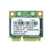 BCM943228HMB 802 11a B G N 300Mbps Bluetooth 4 0 2 4 5G BT4 0 Mini