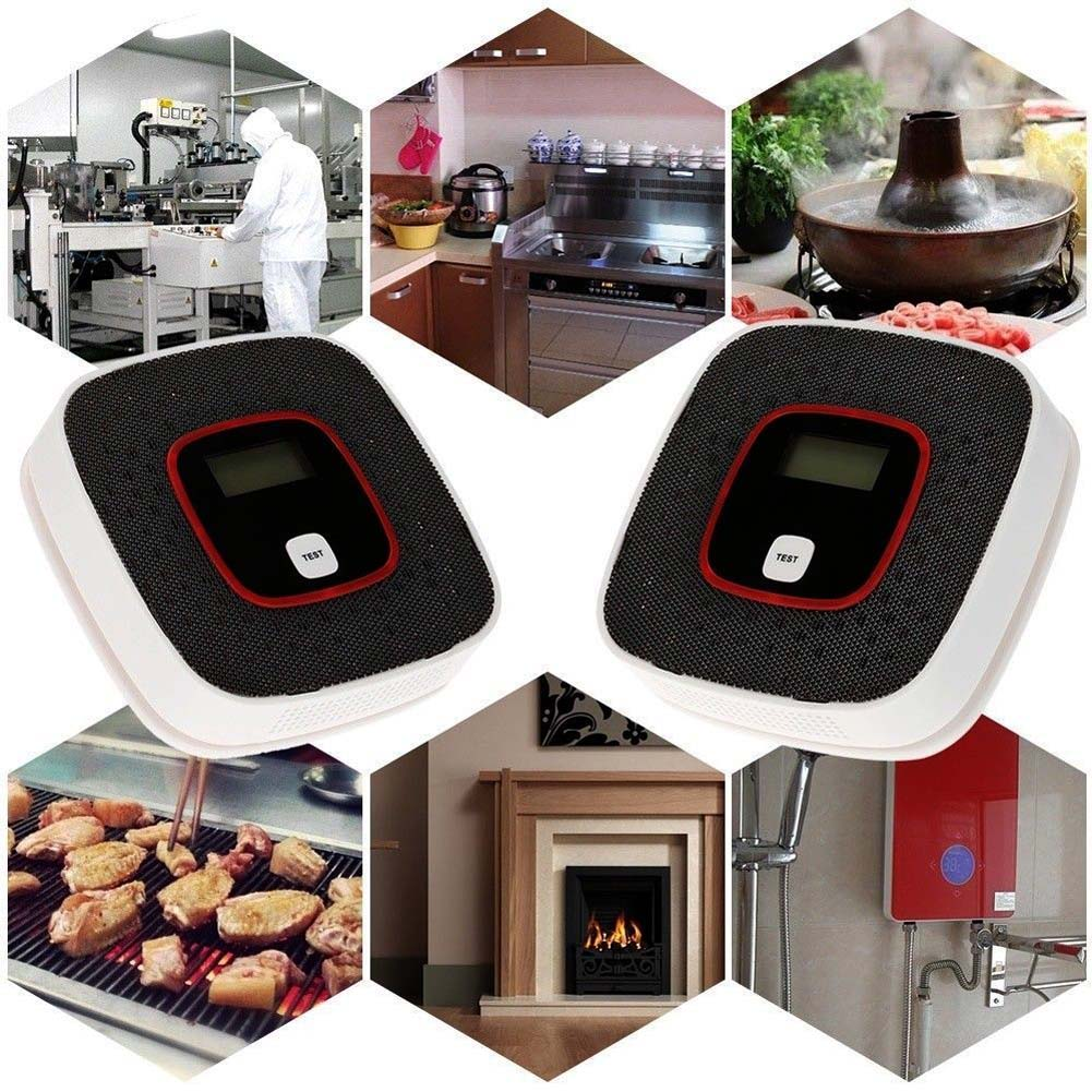 Back To Search Resultssecurity & Protection Honest Lcd Co Carbon Monoxide Gas Alarm Sensor Poisoning Smoke Tester Detector Monitor Tool Sga998 Exquisite Craftsmanship; Carbon Monoxide Detectors