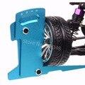 Altura Régua ajustável Ajuste RC Carro & Wheel Rim Camber 15 graus Ferramentas Passatempo CNC Para 1/8 1/10 Tamiya HSP HPI