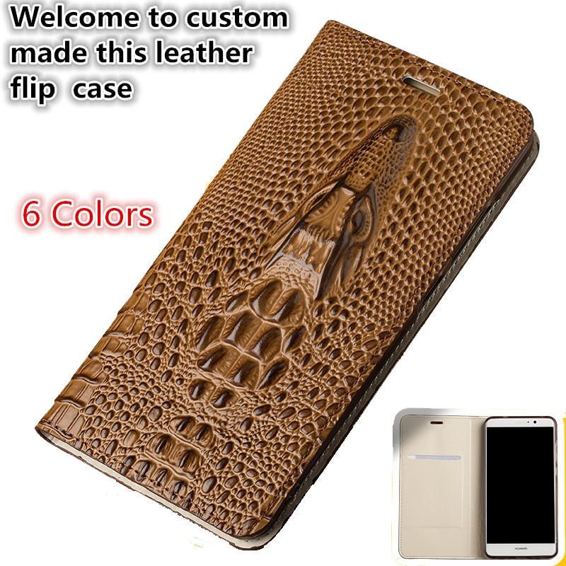 LJ05 Genuine Leather Kickstand Flip Case For HTC U11(5.5') Phone Case For HTC U11 Flip Case Cover Free Shipping