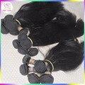 8а Класс девственница необработанные человеческие волосы Персидского Гладкий Прямо волна 4 расслоения Али Рынка утки