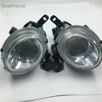 Soarhorse For Hyundai Sonata 2002 2003 2004 2005 Front bumper fog lights Fog Lamp