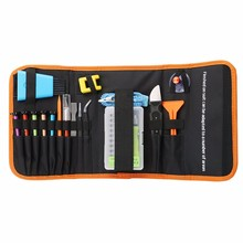 DIYFIX Professional Multi Tool Kit with Handy Portable Electrician Tools Bag for iPhone iPad Samsung Smartphone Tablet PC Repair