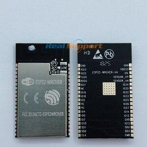 Image 5 - 10 pièces ESP32 WROVER ESP 32 module SMD ESP32 D0WDQ6 1.8 V 8 mo PSRAM 4 mo SPI antenne FLASH PCB