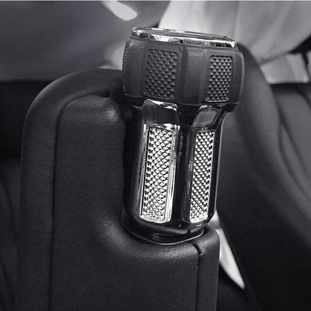 For Range Rover Vogue Sport L405 14-19 Alloy Seat Armrest Box Adjustment Konbs For Landrover Discovery 5 LR5 17-19 Car Refitting 5