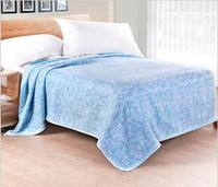 2018 New Cotton Towel Blanket 1PC 100% Cotton Blanket on Bed Jacquard Throw Blanket Air Condition Blanket