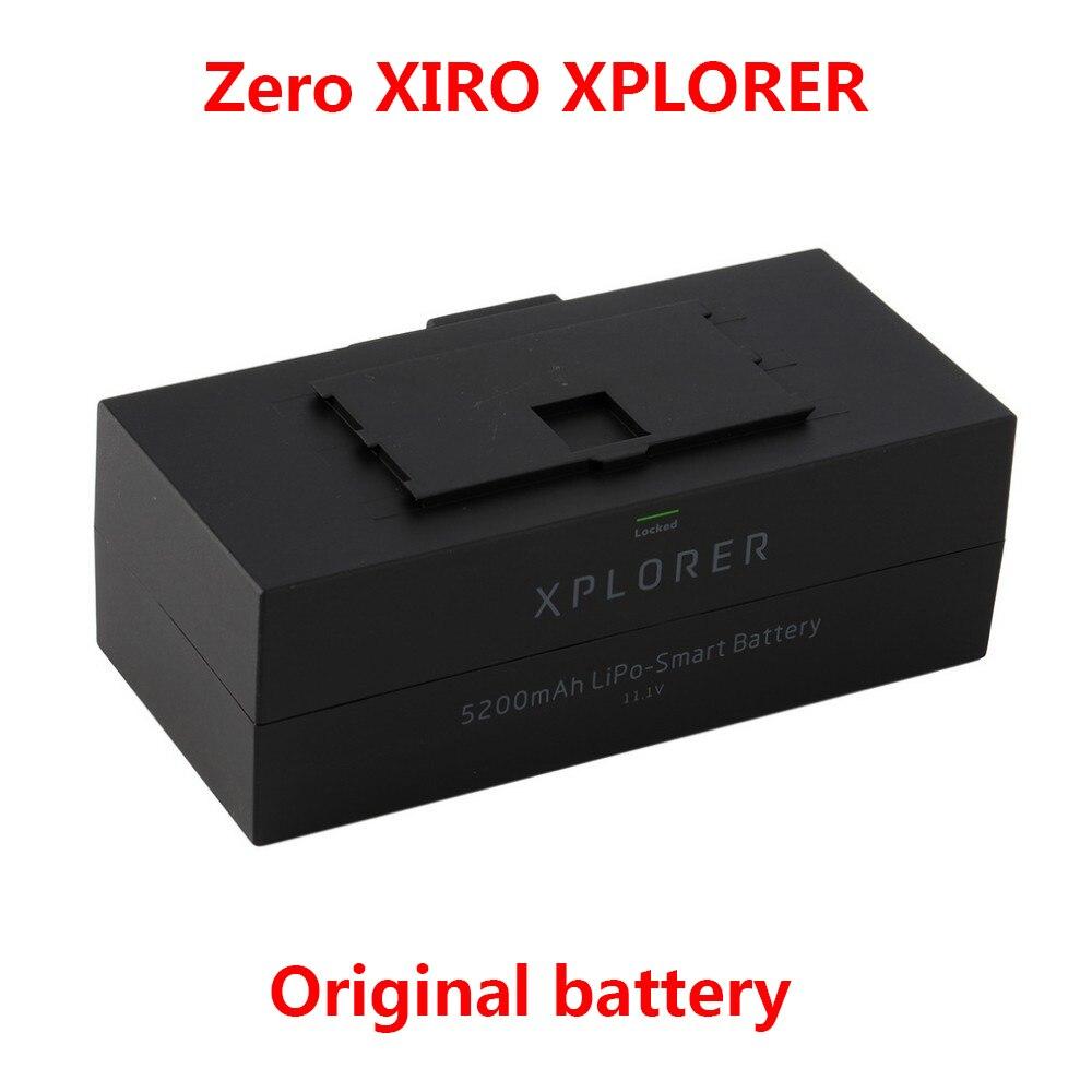 Original XIRO battery 11 1V 5200Mah Battery for XIRO XPLORER V G font b RC b