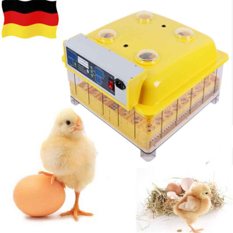 Small home use electric incubator farm multifunctional equipment chicken brooder auto hatchers on sale