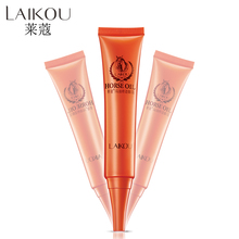 LAIKOU Horse oil Eye Cream 30ml Miracle Moisturizing compact to the bags under the eyes fat tablets dilute the fine lines skin