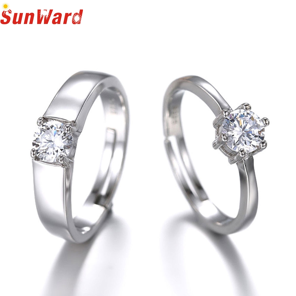 OTOKY Hot Sale 2018 Fashion Creative Wedding Ring Men And Women Open The New Ring Drop Shipping F26