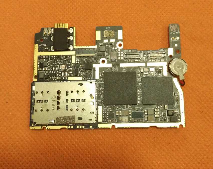 Used Original mainboard 4G RAM+32G ROM Motherboard for UMI Z MTK Helio X27 Deca Core 5.5