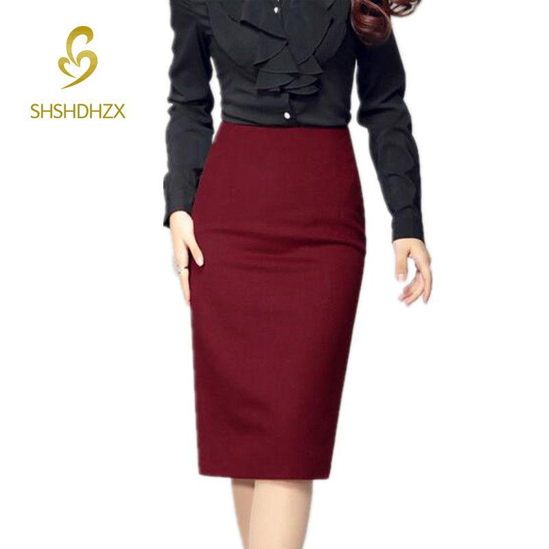Popular Long Professional Skirts-Buy Cheap Long Professional ...