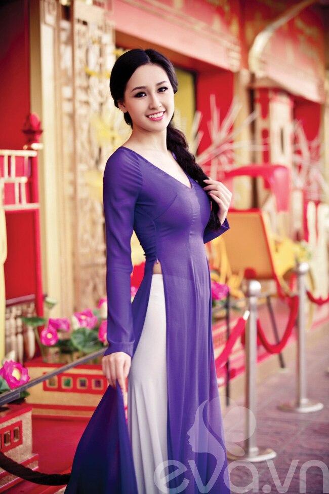 aodai vietnam clothing cheongsam aodai vietnam dress vietnamese traditionally dress cheongsam modern women aodai ao-dai purple