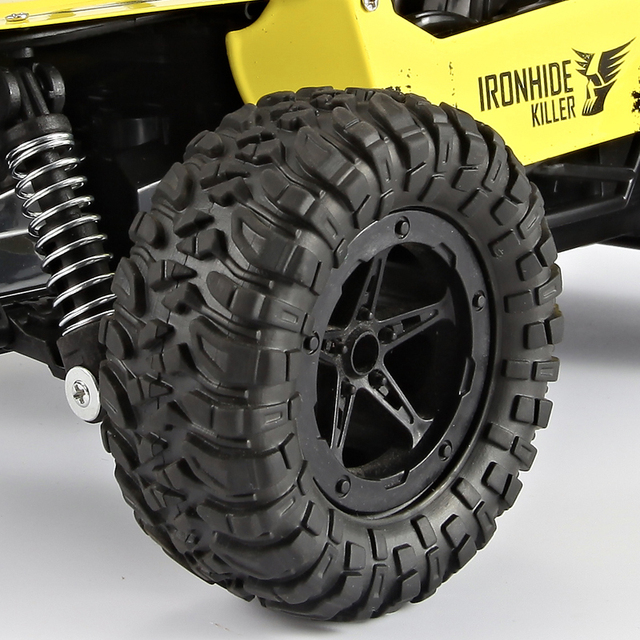 2.4G High Speed RC SUV Car Off-Road Jeeps