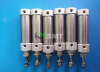FREE SHIPPING 2pcs Lots SMC Type Air Cylinder CDJ2B 10 70 Mini Pneumatic Cylinder Double Acting