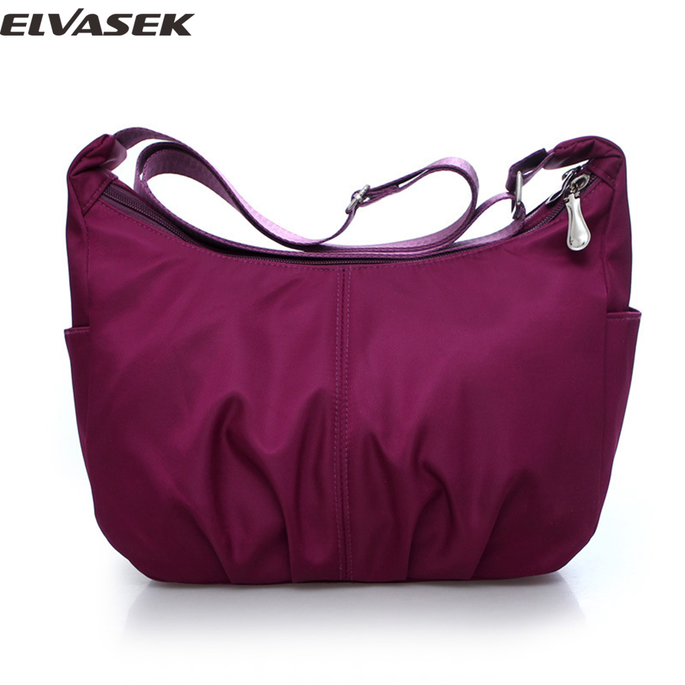 Elvasek hot sale women handbags summer oxford bag solid messenger bag women  shoulder handbag feminina totes dce3232169491