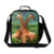 Jirafas de la manera Bolsas de Almuerzo del Aislamiento Térmico De Las Mujeres School Lunch Box For Kids Animal Lindo Familia Comida de Picnic Bolsa Lancheira
