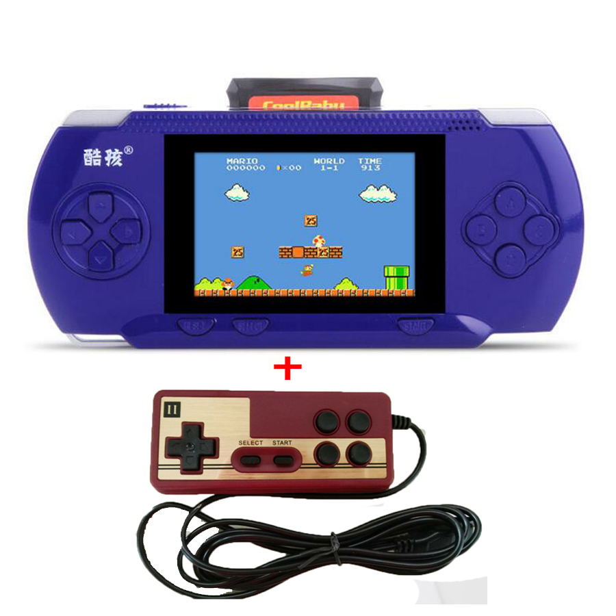 CoolBaby RS-2A Classic Retro Game Console Handheld Portable 3.25