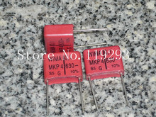 [BELLA]Weimar Germany WIMA red MKP4 0.1UF630V feet away from 15m in stock wholesale–20pcs/lot