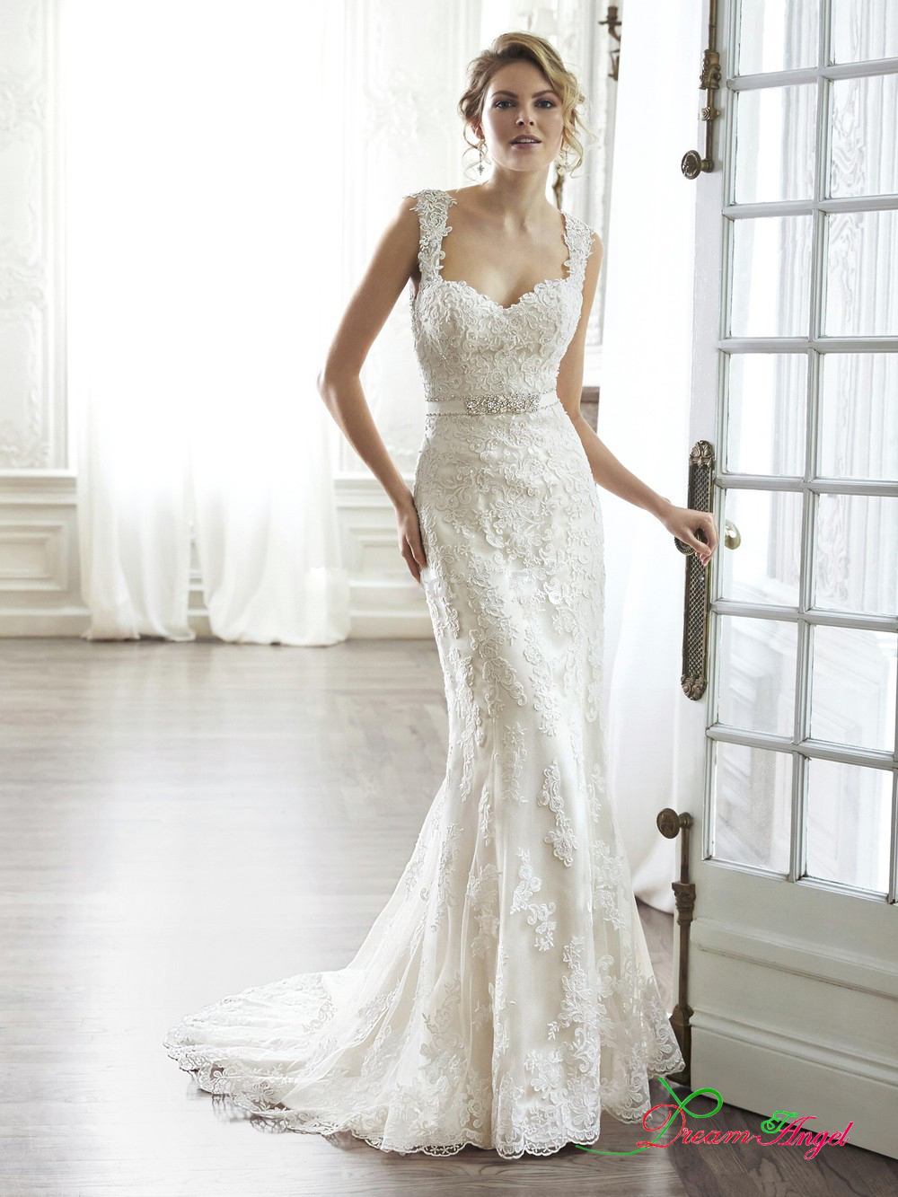 Popular celebrity wedding dresses buy cheap celebrity for Sexy wedding dress images