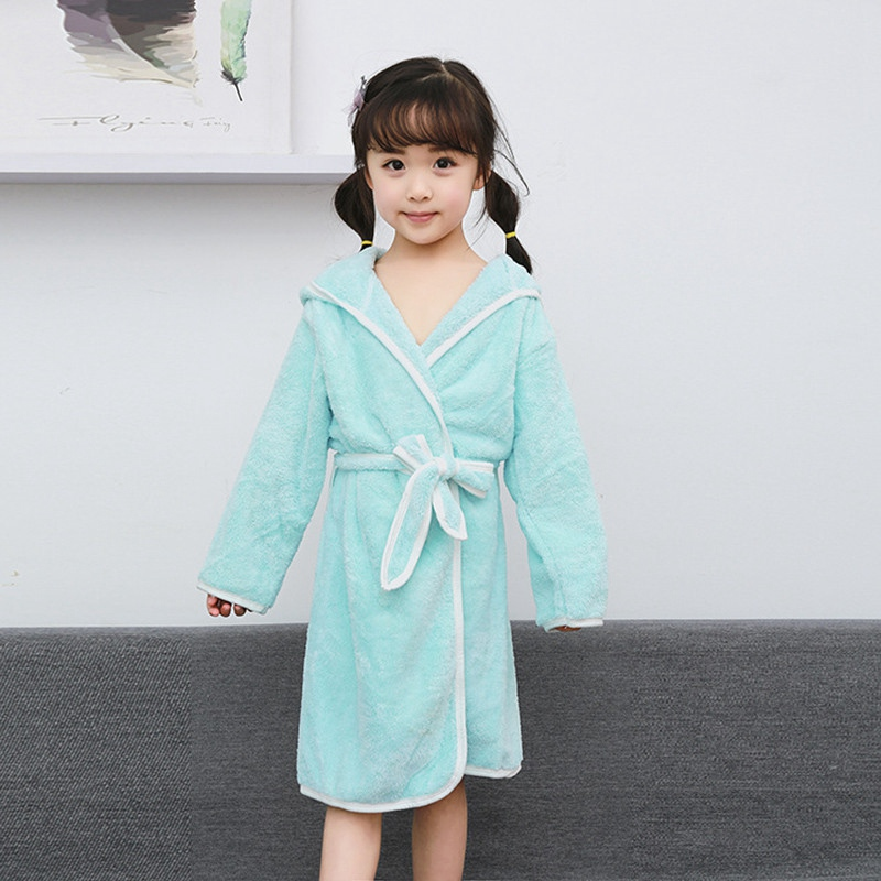 b3ebceaf4b Detail Feedback Questions about Children Bathrobes Soft Kids Robes Roupao  Hooded Towel Beach for Girls Boys Robes Children Bathrobes Hooded Towel  Pajamas ...