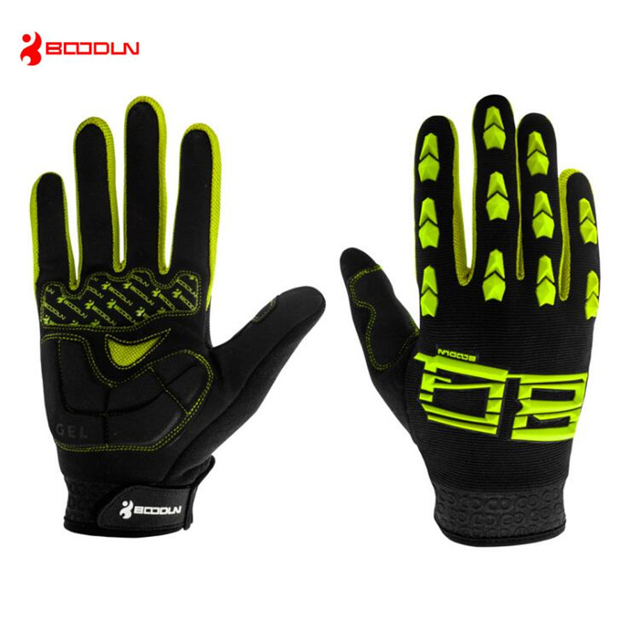 Best motorcycle gloves nz - Boodun Motorcycle Gloves Summer Cycling Racing Glove Full Finger Motorbike Luvas Sports Protect Outdoor De La