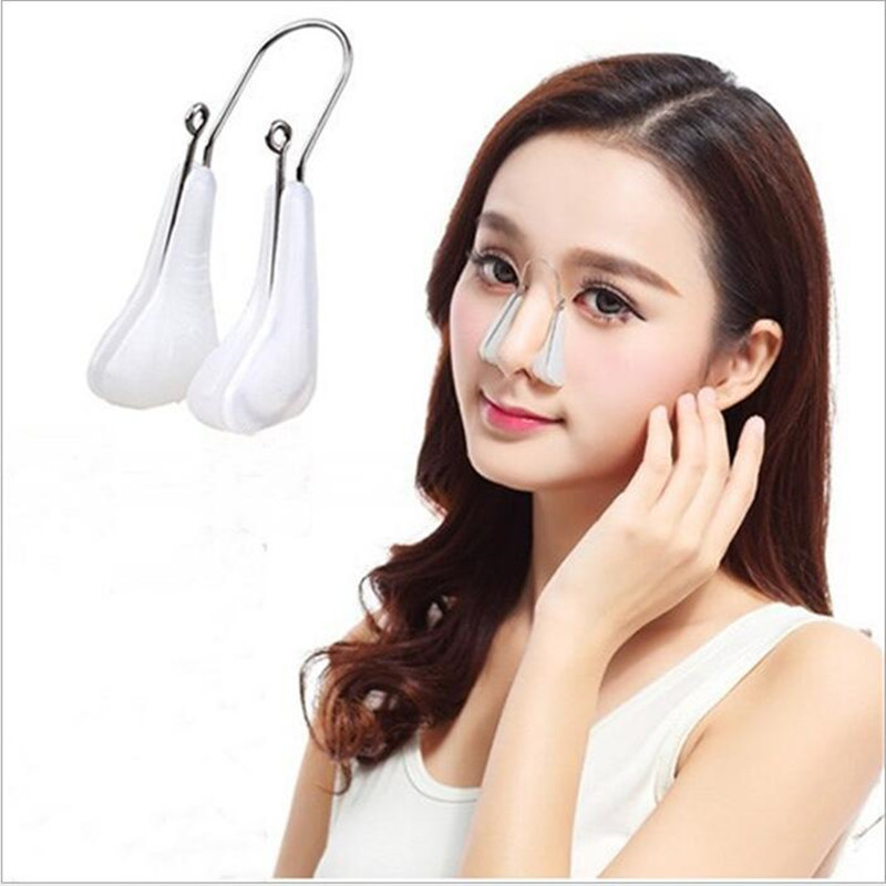 1 PC Soft Silicone Nose Shaper Lifting Clip Nose B
