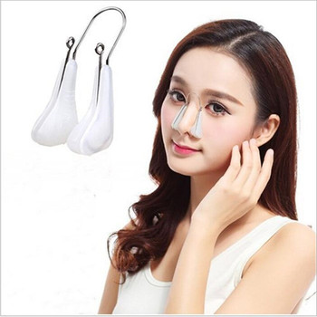 1 PC Soft Silicone Nose Shaper Lifting Clip Nose Bridge Shaping Corrector Nose Up Slimming Massager Beauty Tools