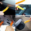 4pcs Car Audio soundproof door removal tool for Toyota/mazda/Fiat/skoda/Hyundai/Seat leon/lada/Renault/AUDI/BMW/opel/JAC