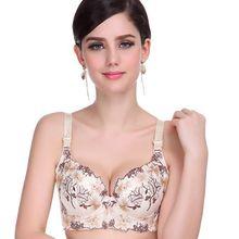 55d9a4d2dd07b Bra 6 Colors bras for women underwear casual push up bra brassiere sutian  plus size sutia