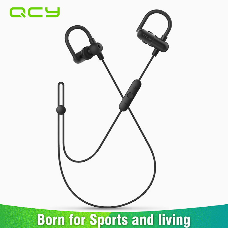 2017 qcy qy11 wireless sports headphones ear hook. Black Bedroom Furniture Sets. Home Design Ideas