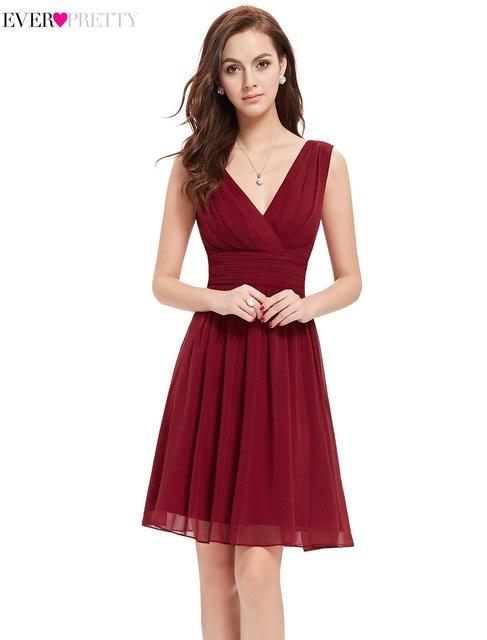 Imagenes de vestidos cortos para bodas