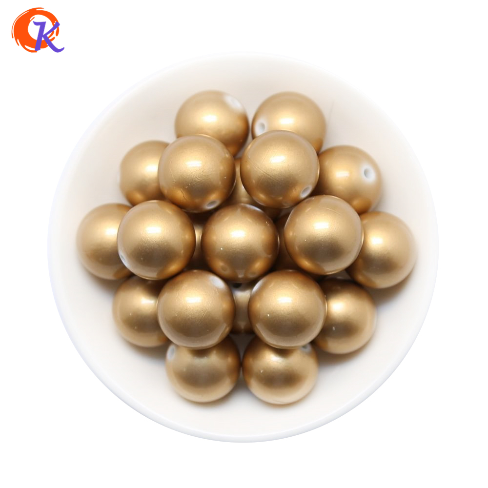 A58 Cordial Design 8-28MM Shinning Color ABS Fake Pearl Beads Acrylic Faux Pearl Beads For Handmade Jewelry CDWB-517194