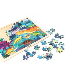 Woodiness Ocean Beneficial Wisdom Baby Jigsaw Puzzle Early Education Intelligence Collage Board Childrens Toys Boy 3-6 Year