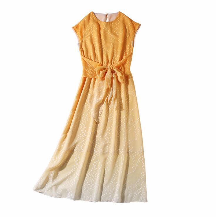 Poème neige à col ouvert, robe scintillante