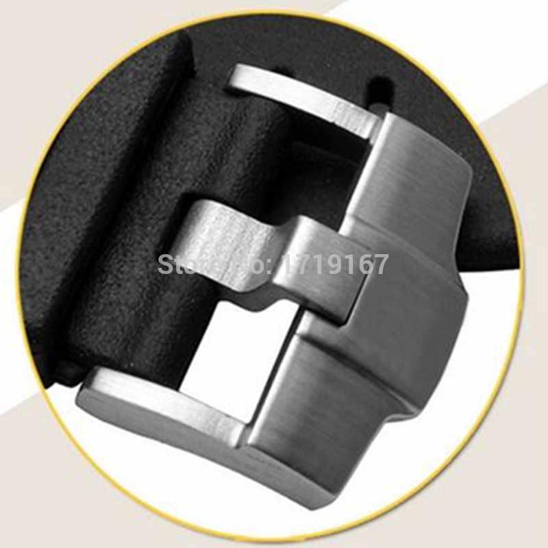 Para Audemars 22mm 24 mm nueva correa de reloj de acero cepillado hebilla/cierre para AP correa de reloj + herramienta