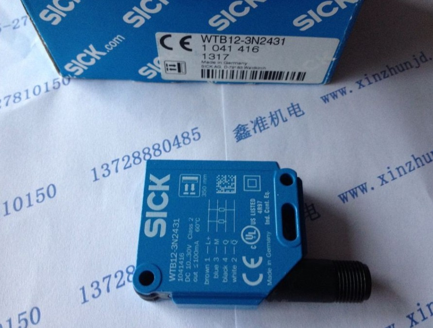 WTB12-3N2431  Photoelectric Switch e3x da21 s photoelectric switch