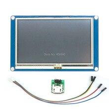 DIYmall Английская Версия Nextion 5.0 «TFT HMI Интеллектуальные Nextion ЖК-Модуль Дисплей для Arduino Raspberry Pi ESP8266