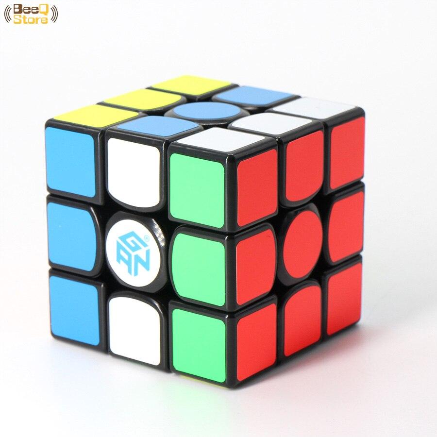 GAN 356 Air SM Cube magique magnétique 3x3x3 vitesse professionnel Puzzle jouet pour enfants avec cadeau magnétique GES v2 autocollants - 5