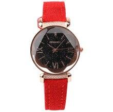 Nova Marca Estrela Da Moda Discagem Mulheres Relógios de Ouro De Luxo Senhoras Relógio de Couro As Mulheres Se Vestem Relógio relogio feminino