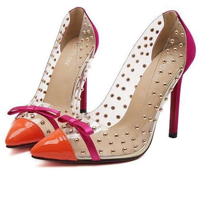Aliexpress.com : Buy Famous brand woman pumps ladies high heels ...