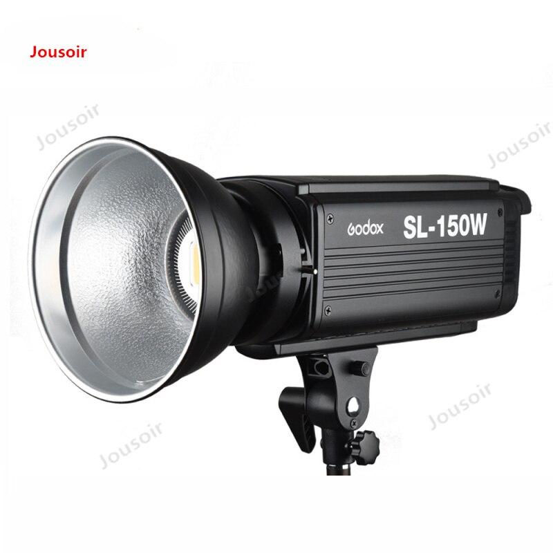 Godox lampada Fotografica SL-150W 150WS 5600 K Bianco Versione Video Studio lampada Solare Per Bambini Foto luce di riempimento CD50 T03