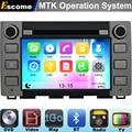 1 din MTK3360 Autoradio Automotivo car dvd player de DVD Do Carro Para Toyota Tundra 2014 2015 com Bluetooth Rádio GPS Navi