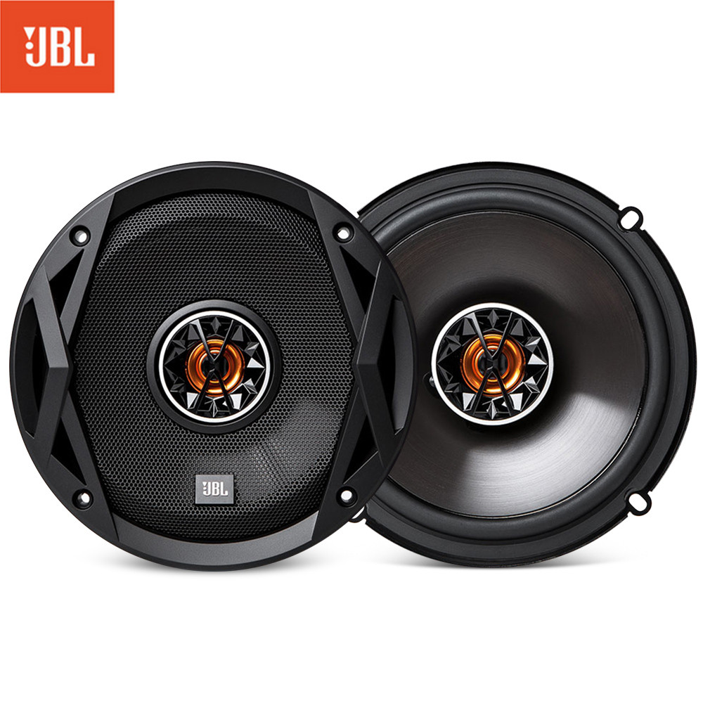 Pair of JBL CLUB6520 6.5 inch Car Speaker Hi-Fi Sound Quality 50 - 150W Coaxial Two-way Car Stereo Speaker hi fi speaker cables pair