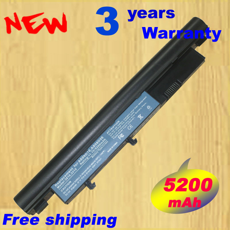 laptop Battery for Acer Aspire 3410 3810T 4810T 5810T 5538G AS09D31 AS09D34 AS09D36 AS09D56 AS09D70 AS09D71 AS09F34