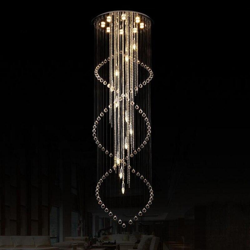 Lighting Fixture Store: Aliexpress.com : Buy Jmmxiuz Modern Andelier Spiral Long