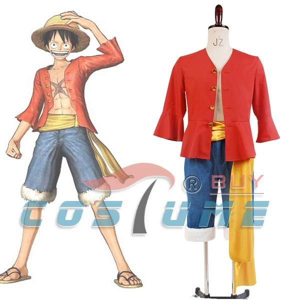 One Piece Monkey D Luffy Chapéu de Palha Cosplay Loja Online ... 06dcb29a7fbf