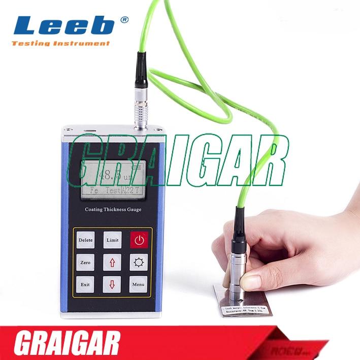 Digital Car Paint Thickness Gauge Leeb230  Coating Thickness Gauge