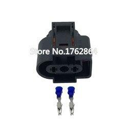 2 pin wodoodporne złącze samochodowe złącze samochodowe z wtykowe DJ7028C-3.5-21 2 P